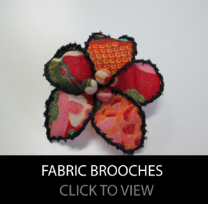 fabric-brooches