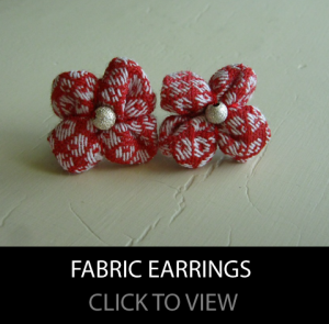 fabric-earrings